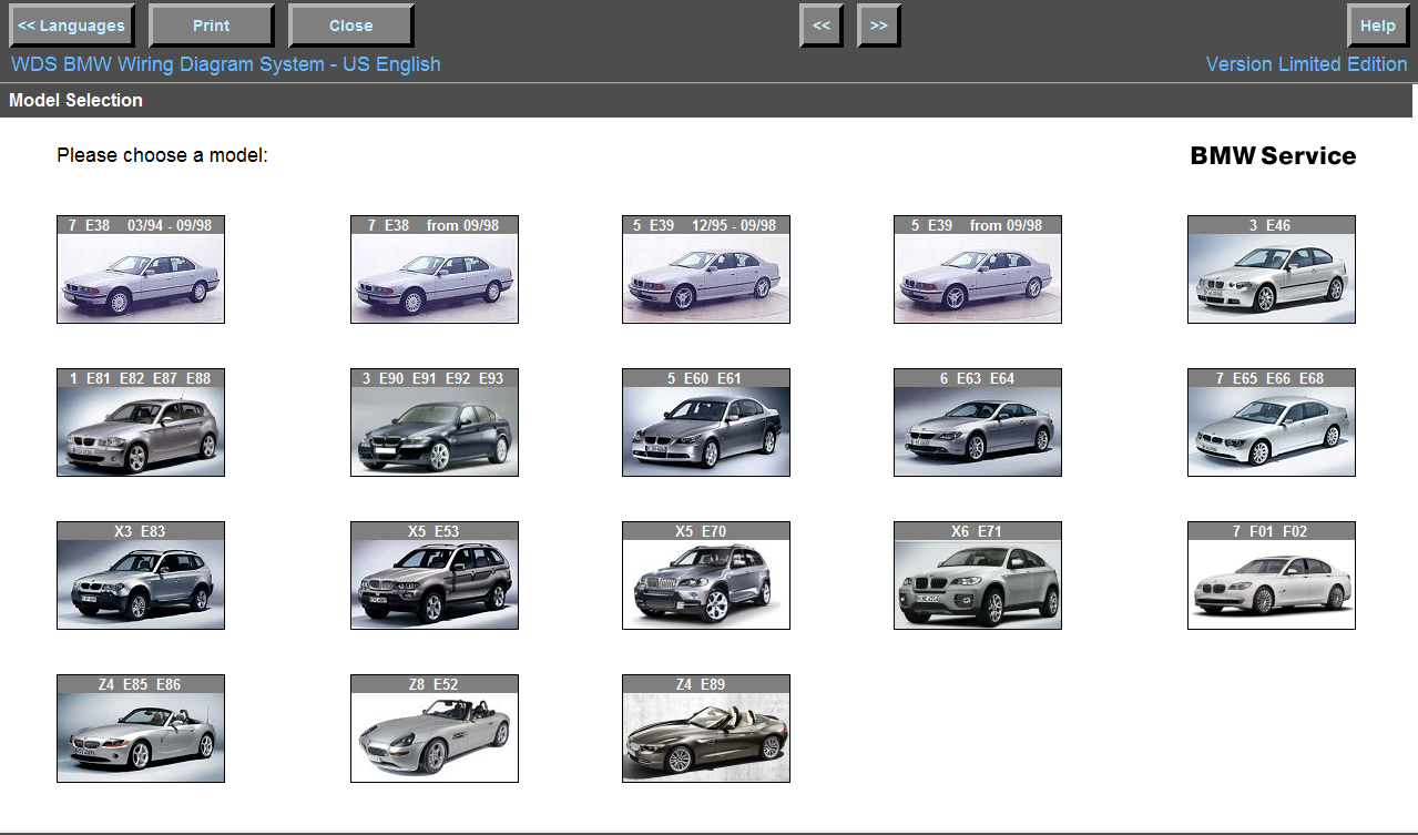 Colorful E82 Bmw Wds Wiring Diagrams Online Image Collection ...